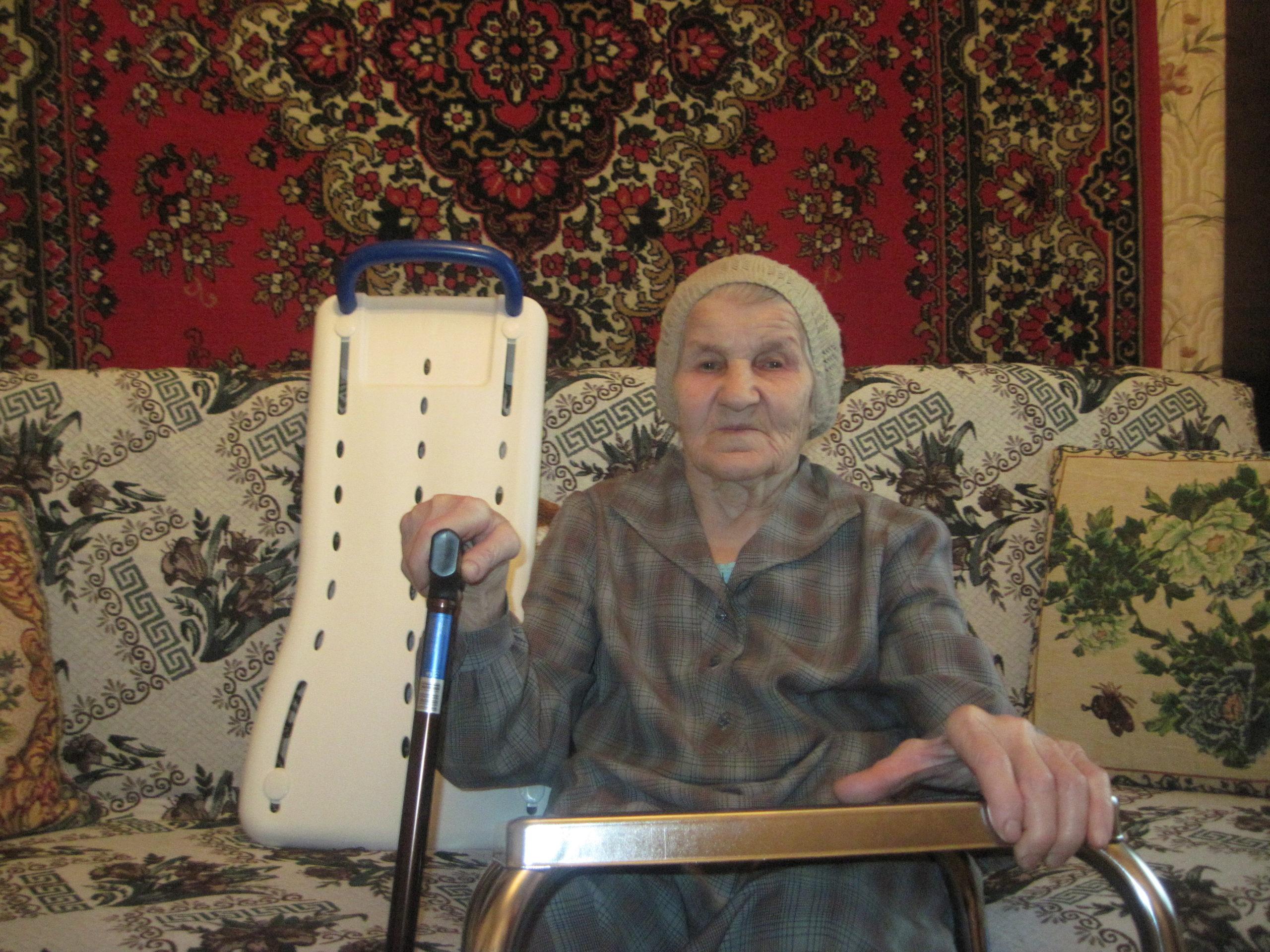 Средства реабилитации для пожилых инвалидов