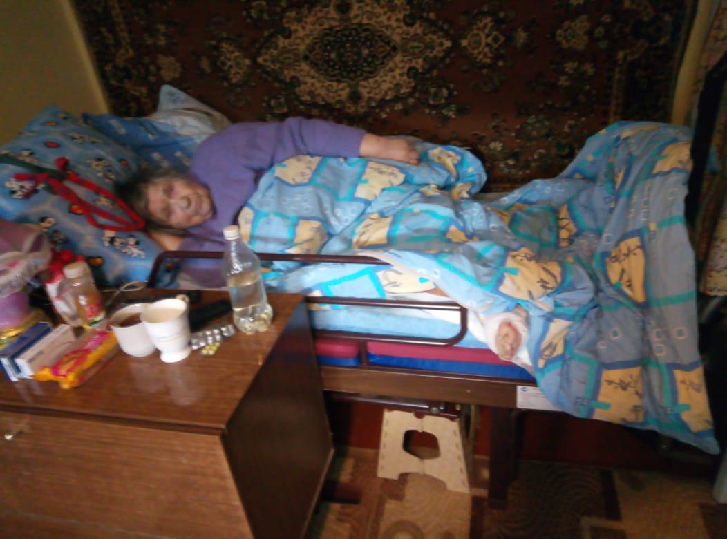 Уход за одинокими лежачими подопечными в домашних условиях