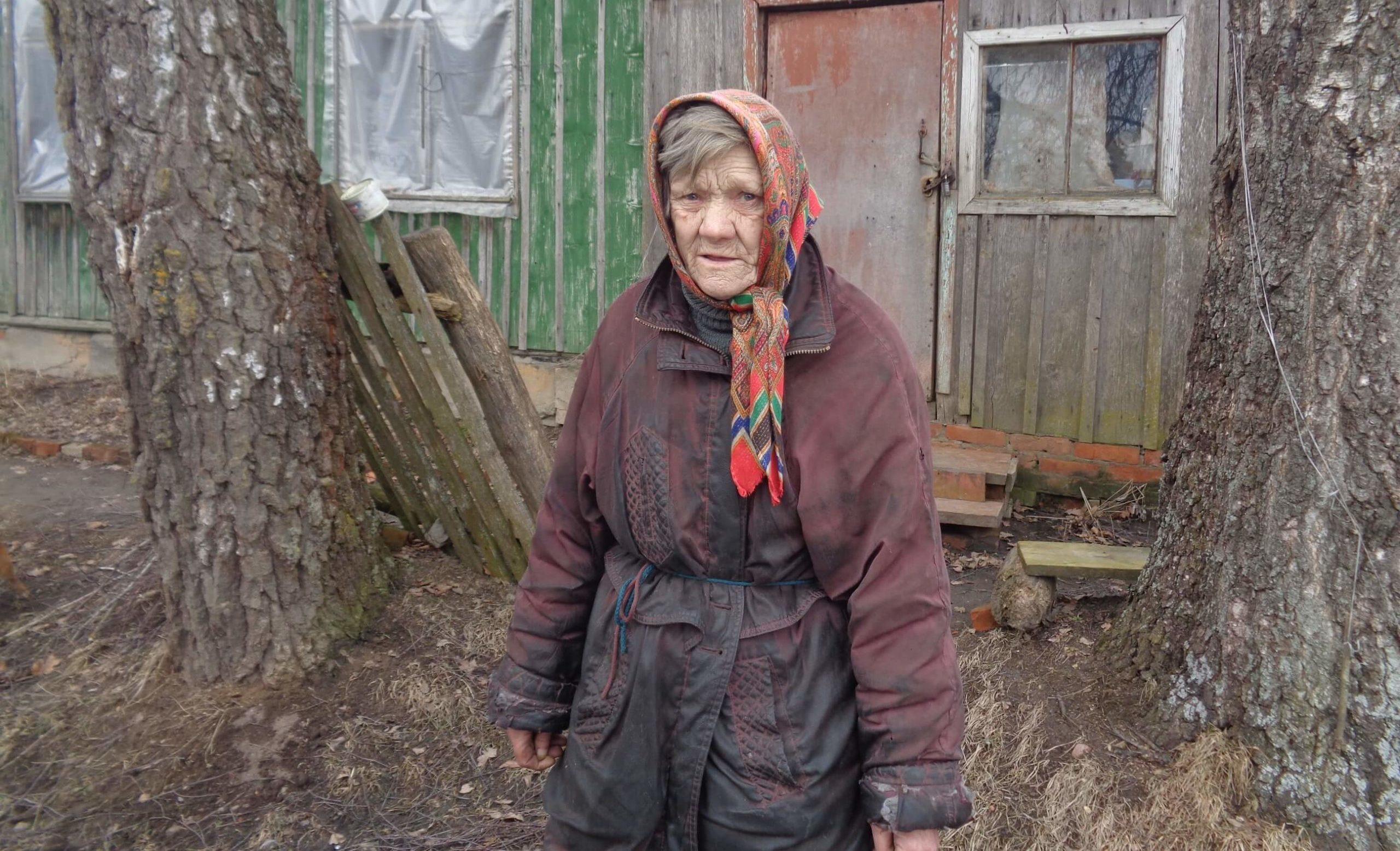 Помощь Любови Владимировне
