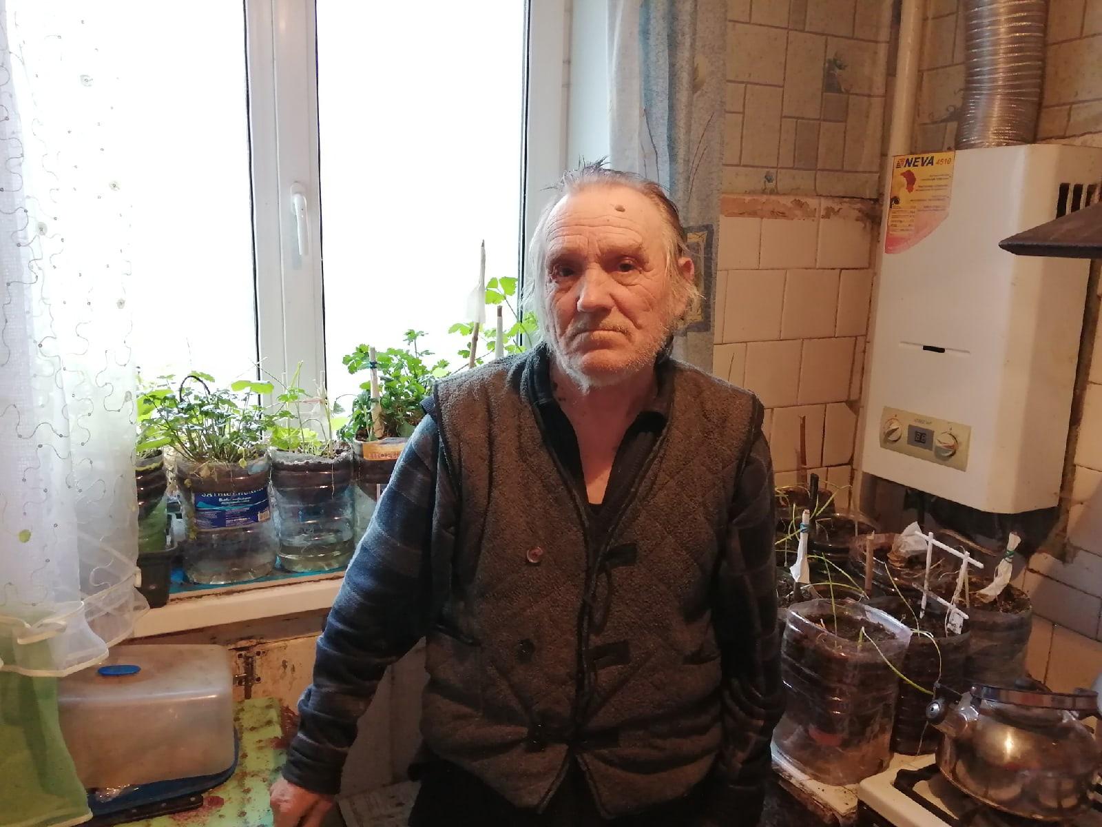 Помощь Олегу Николаевичу