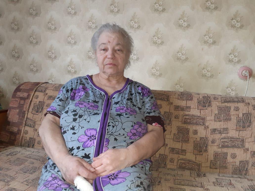Помощь Галине Николаевне