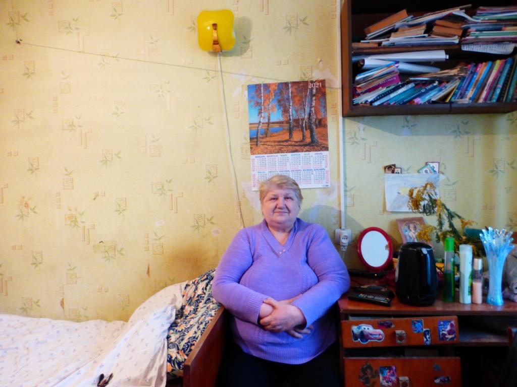 Помощь Нине Александровне