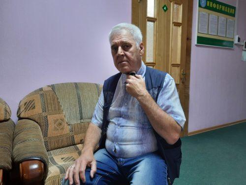 Помощь Виктору Георгиевичу