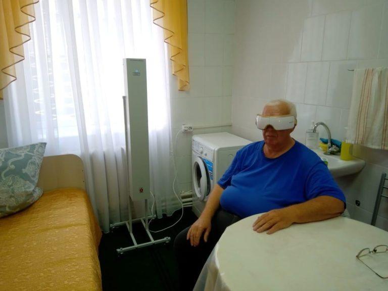 Передача 2х рециркуляторов в Железноводск