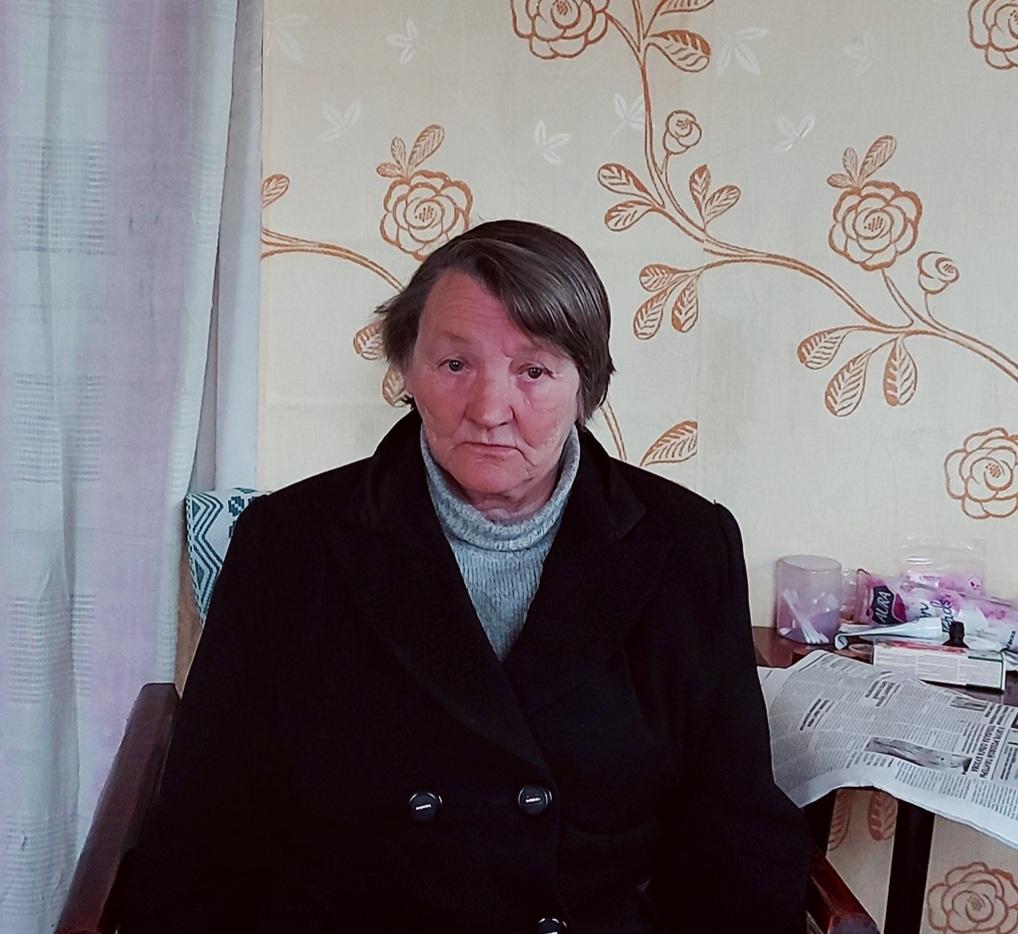 Помощь Нине Сергеевне