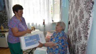 Помощь подопечным Людиново Калужской области