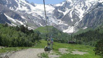 Поездка подопечных в Северную Осетию (Цейское ущелье)