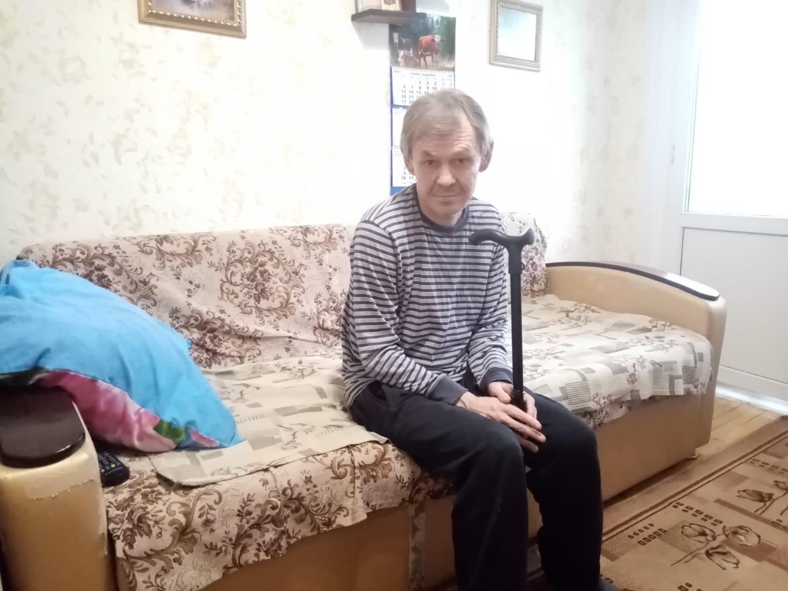 Помощь Олегу Викторовичу