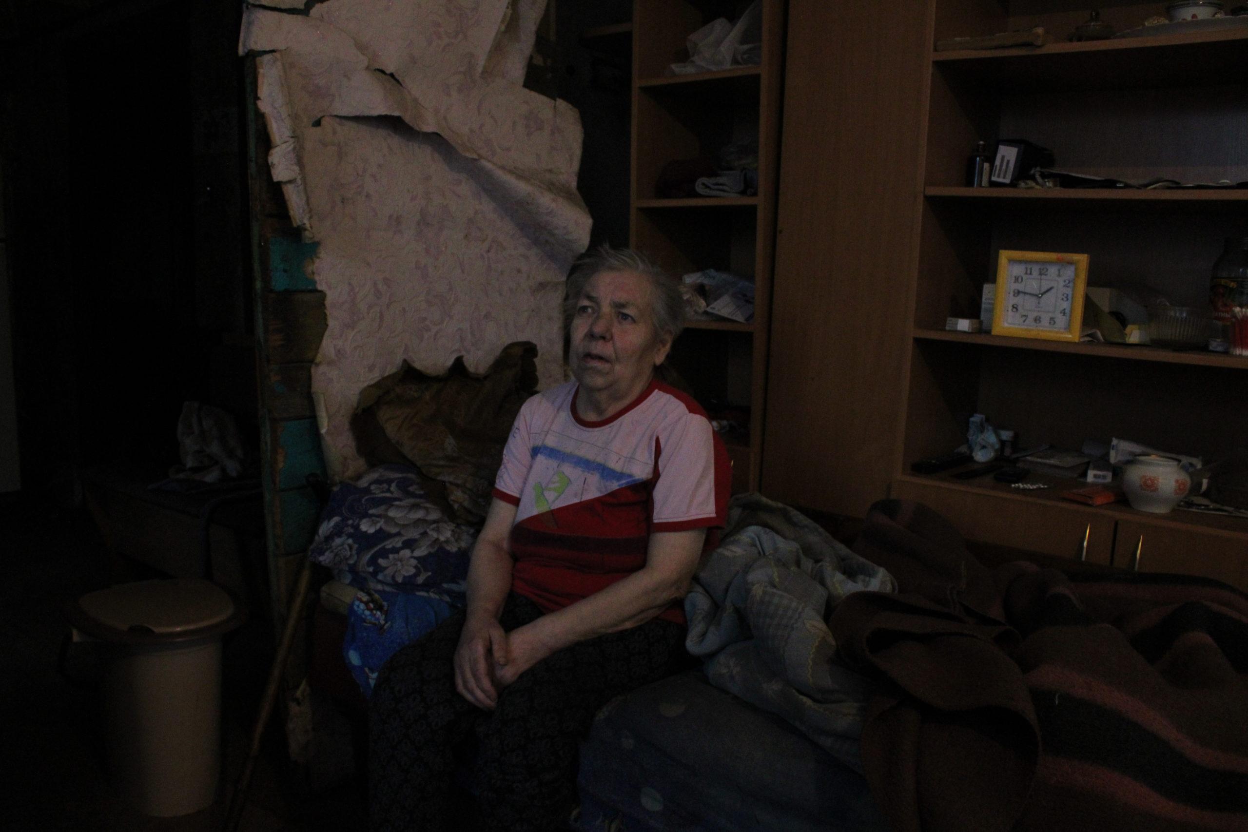 Помощь Нине Ивановне