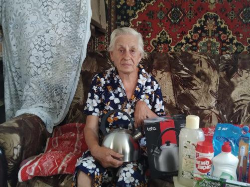 Помощь Зинаиде Алексеевне