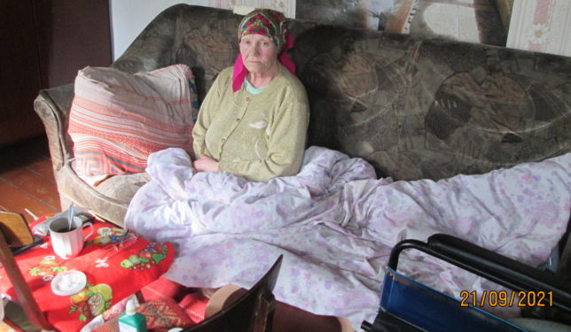 Помощь Юлии Дмитриевне