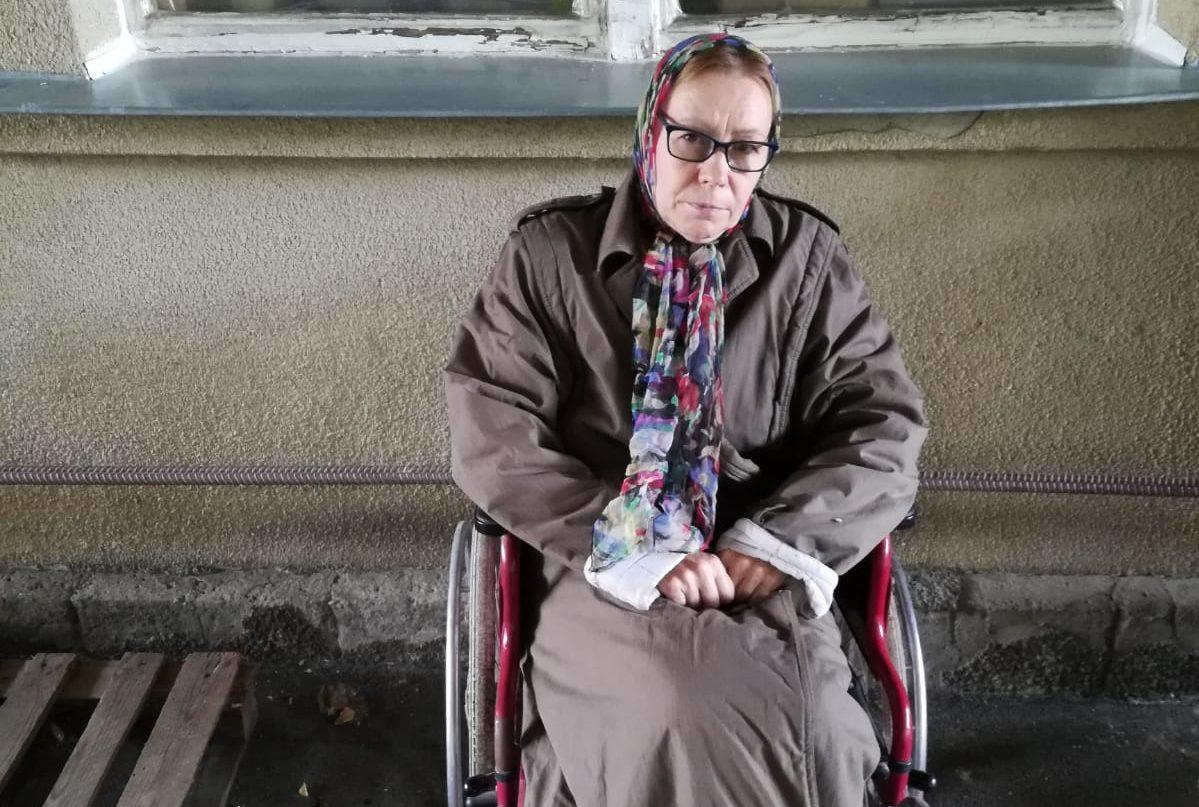 Помощь Елене Васильевне
